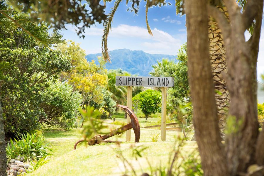 About Slipper Island
