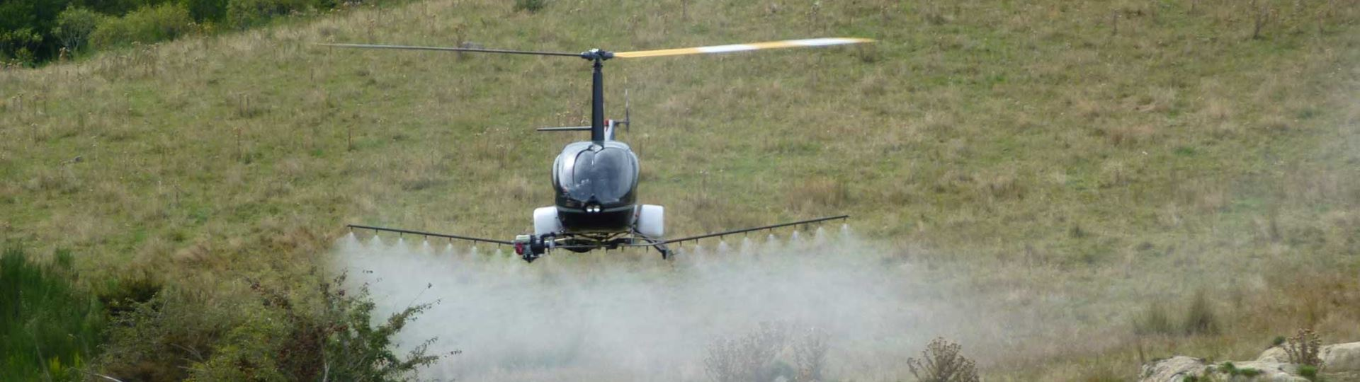 Spraying/Sowing