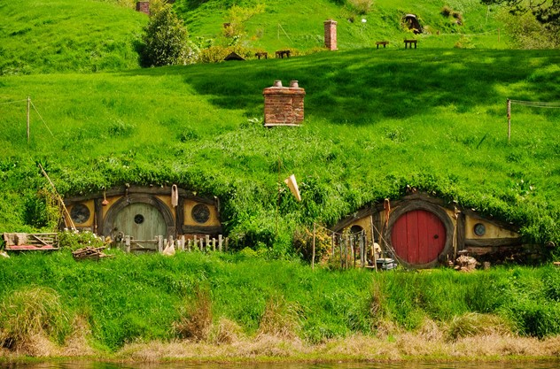 Auckland to Hobbiton Movie Set Private Tour - Hobbiton Movie Set