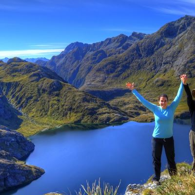 10 Day - South Island Active Eco Tour