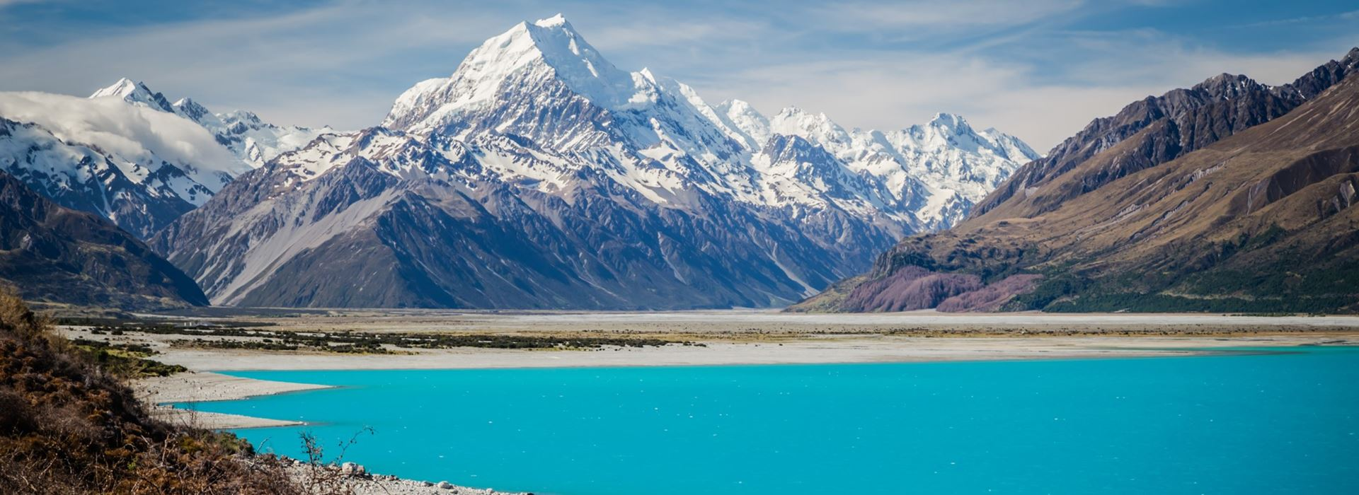 3 Day - Luxury Escape to Magical Mackenzie Region - Mt Cook