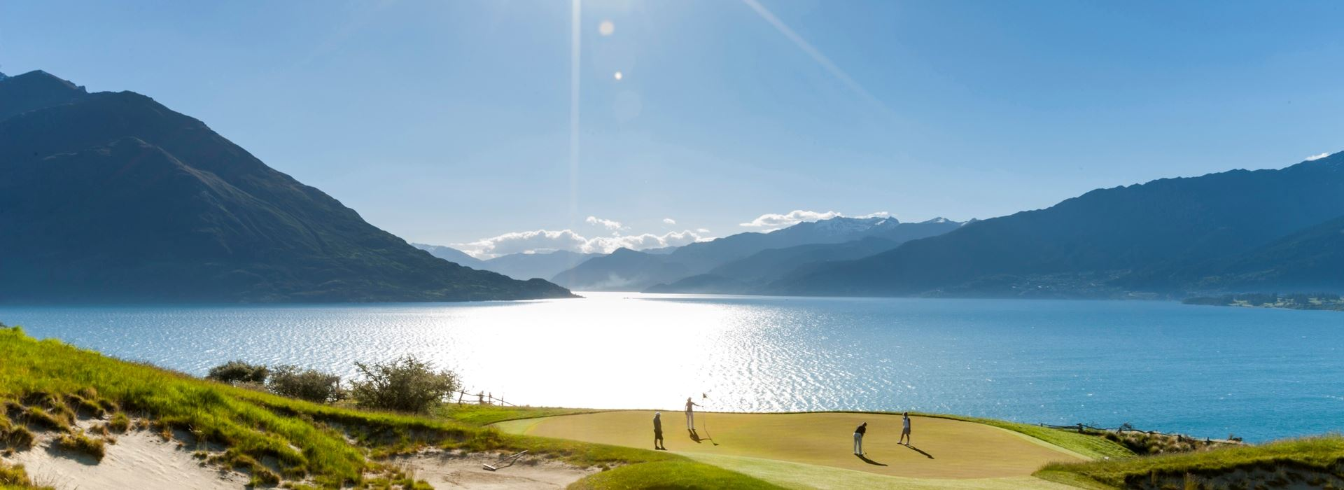 Golf Tours New Zealand