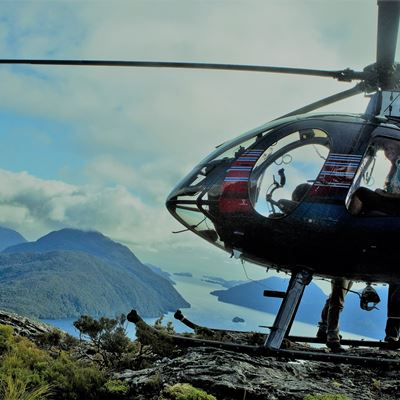 8 Day - South Island Adventure Experience