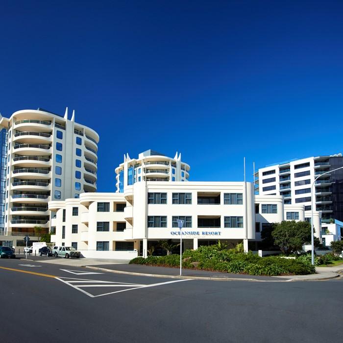 Oceanside Apartments: Oceanside Resort & Twin Tower