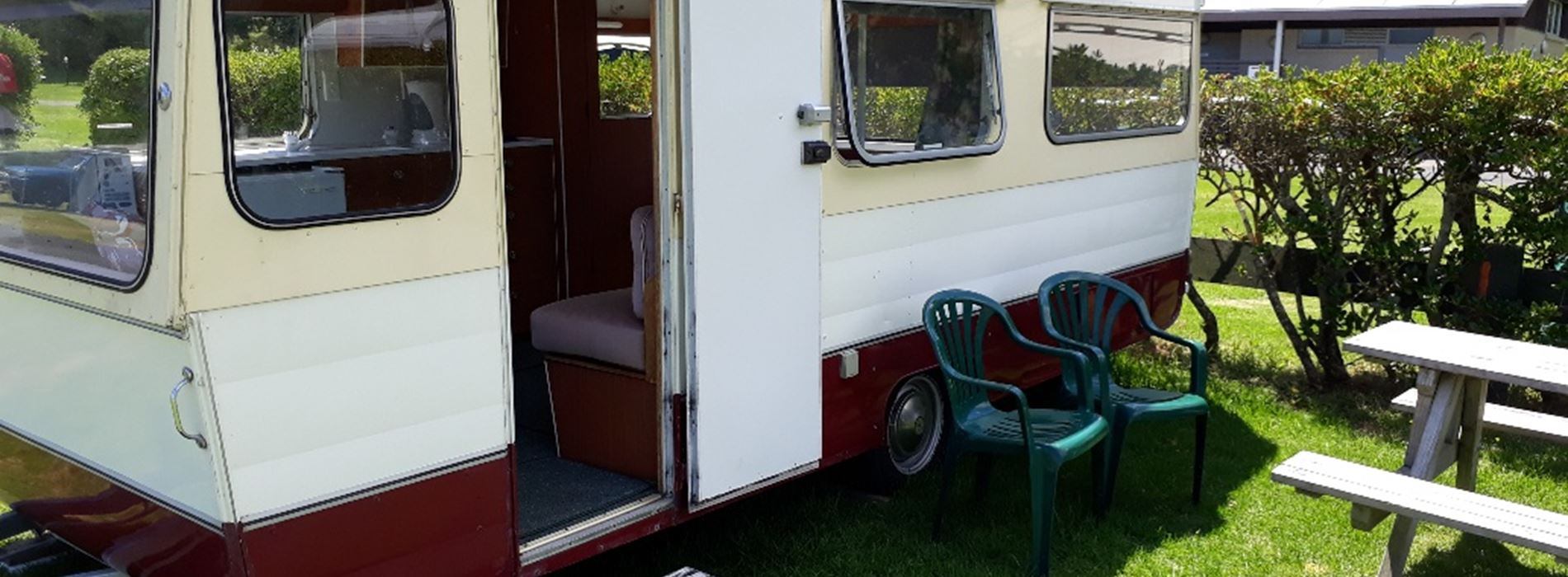 Classic Caravan for Hire