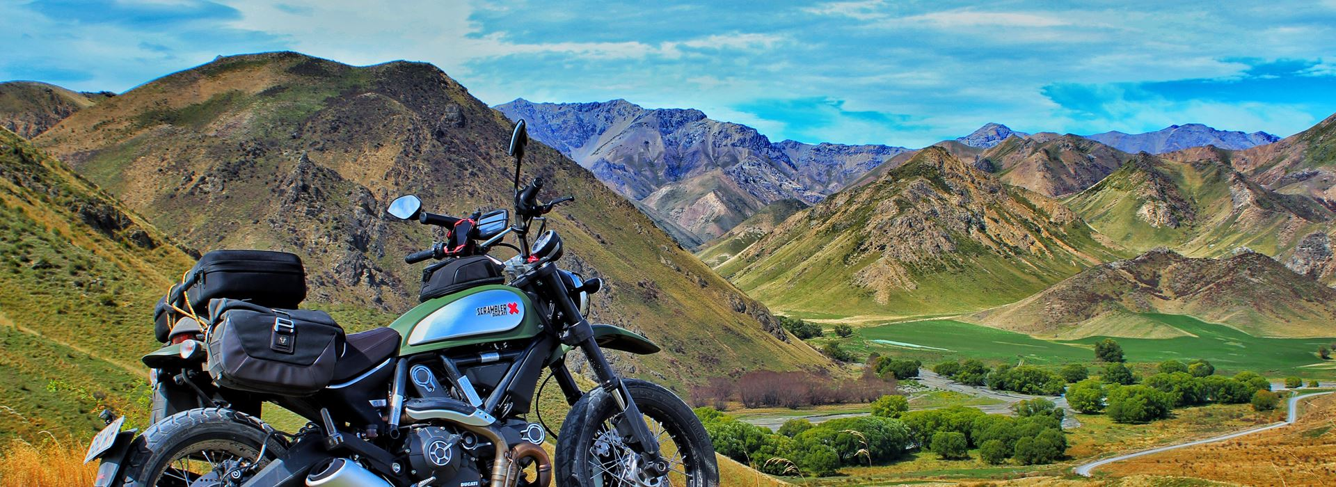 8 Day - Guided Motorbike Adventure