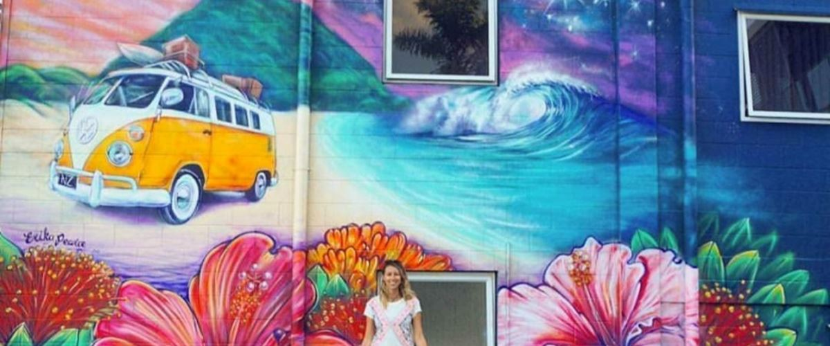Our NZ-Themed Murals & Street Art