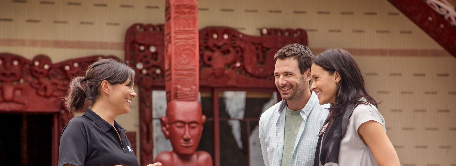 Native Maori Culture in New Zealand