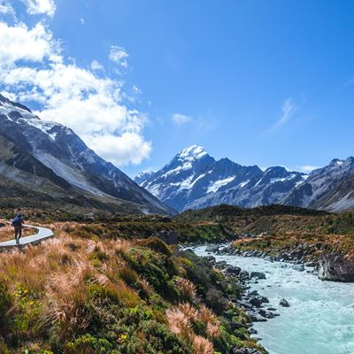 8 Day - Taste of North & South Islands Tour