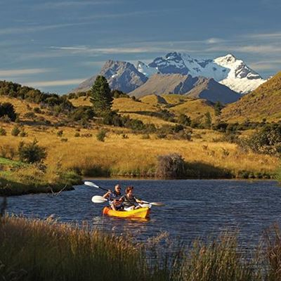 16 Day - Active North & South Island Tour