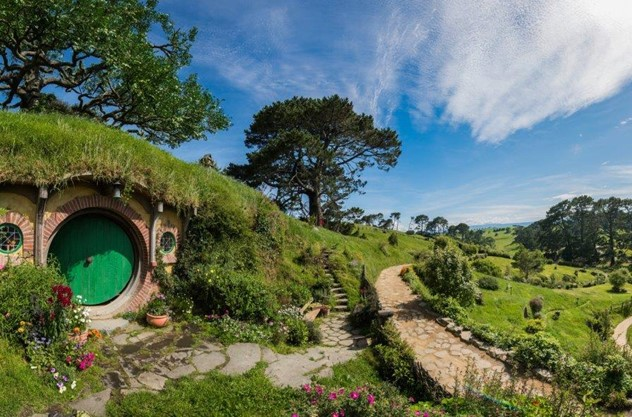 Auckland to Hobbiton Movie Set Private Tour - The Rolling Countryside of Matamata
